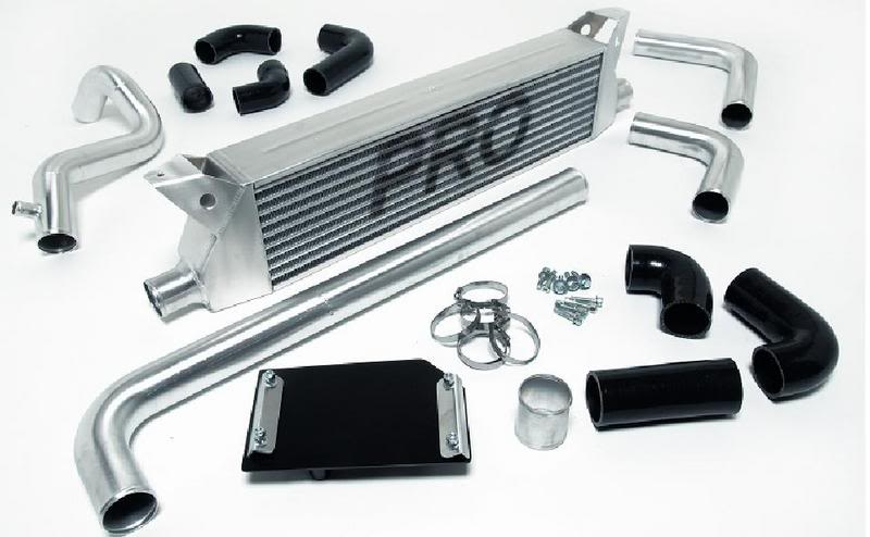 Pro Alloy Focus RS Mk1 front mount intercooler kit