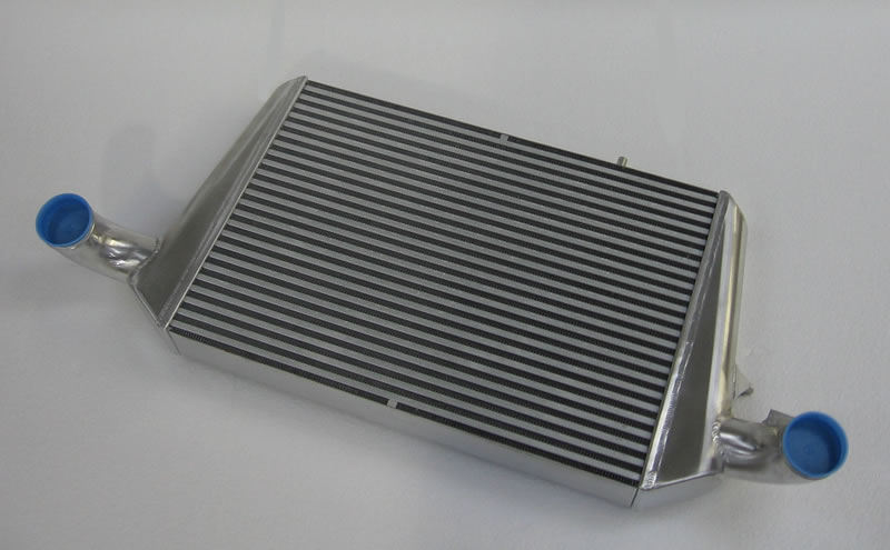 Pace Front Mount Intercooler Kit Focus RS Mk2