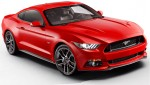 Ford Mustang (EcoBoost & V8) 2015-
